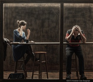 ©Kristofer Dan-Bergman - Coffee Shop shot at Vestry Studio 437 Washington St, NYC 10013