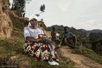 At the Karombero village ©Kristofer Dan-Bergman