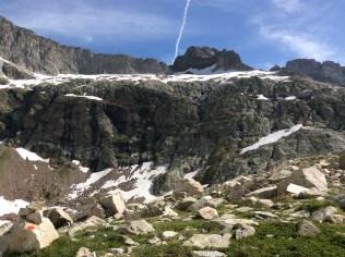 Forca de Remuñe (2920m)