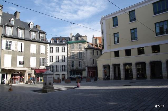 place reine Marguerite