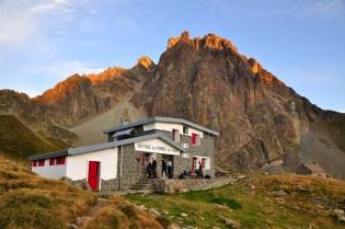 Le refuge, l'Ossau, crédit Mariano