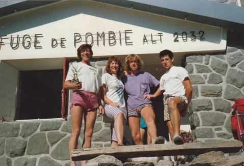 Equipe 91 : Guy, Hélène, Olivier et Jack