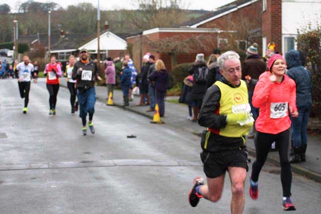 Four Villages Half Marathon – Sunday 17th January