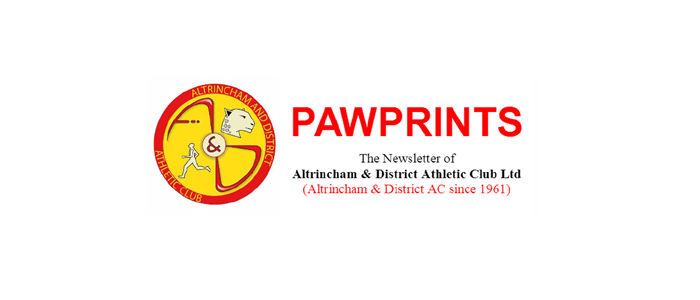 Pawprints – May 16
