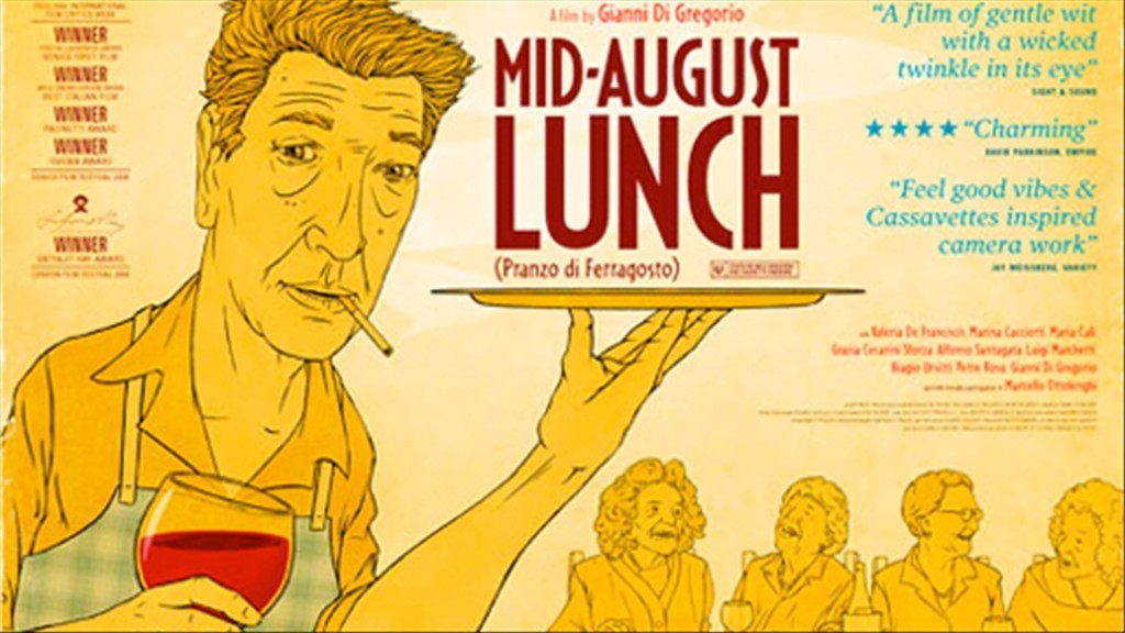 Mid August Lunch