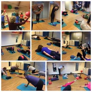floor-work pilates