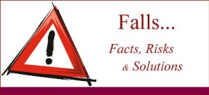 elderly falls facts and risks