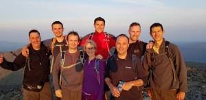 Sarah Lloyd 3 Peaks Challenge 2