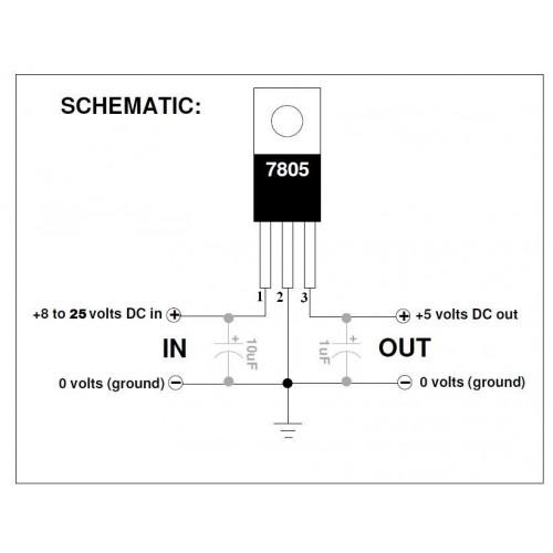 regulador,tension,voltaje,l7805,lm7805,7805,to-220MC.7805