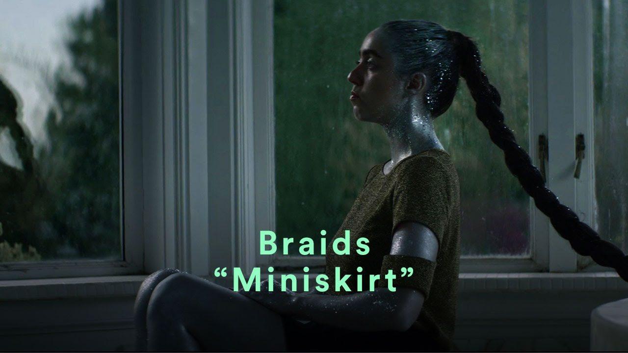 Braids – Miniskirt