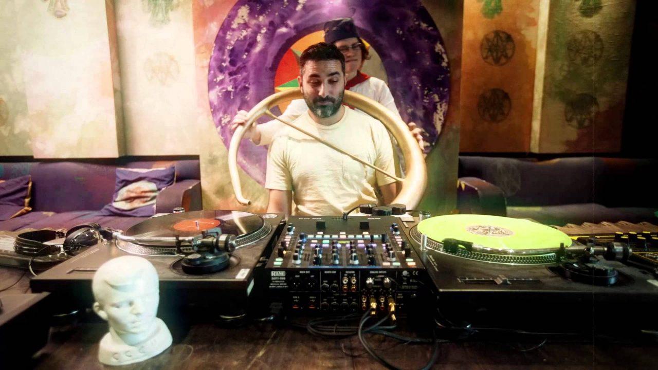 DJ Yoda – Barrier feat. The Trans-Siberian March Band