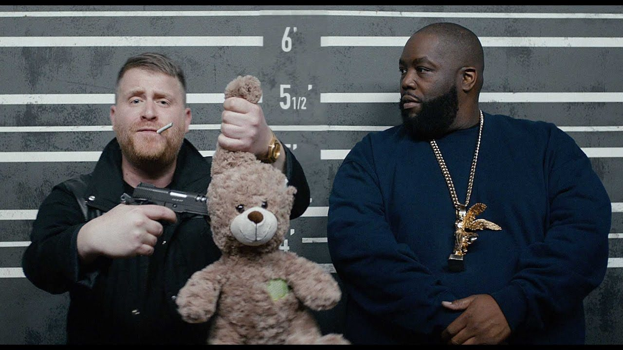 Run The Jewels – Legend Has It