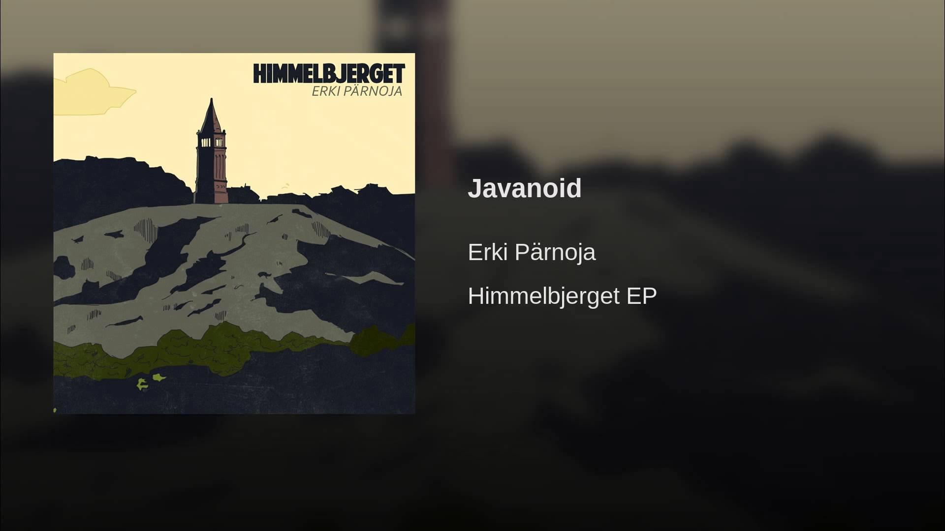Erki Pärnoja – Javanoid
