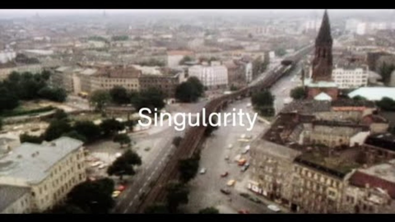 New Order – Singularity