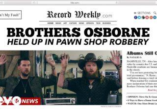 Brothers Osborne – It Ain't My Fault
