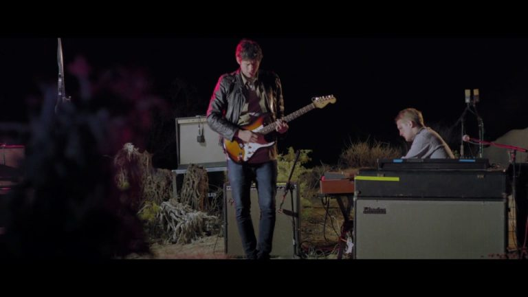 Floating Points – Reflections – Mojave Desert