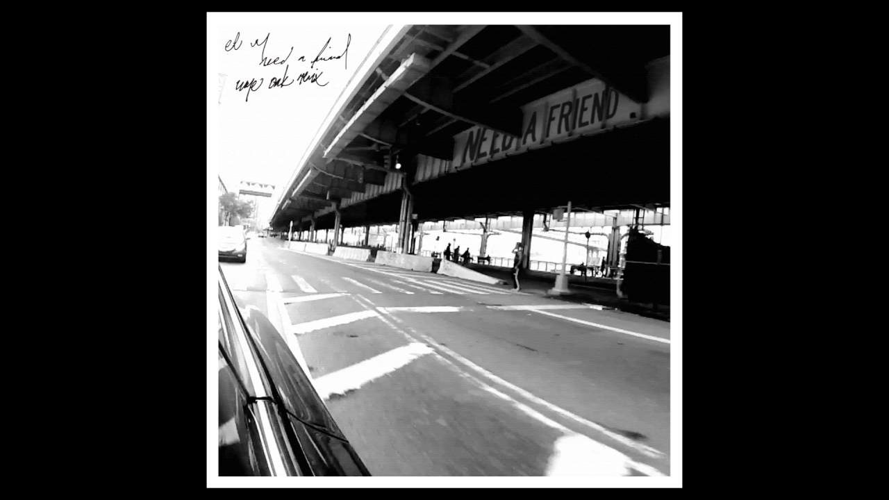 EL VY – Need A Friend (Wye Oak Remix)