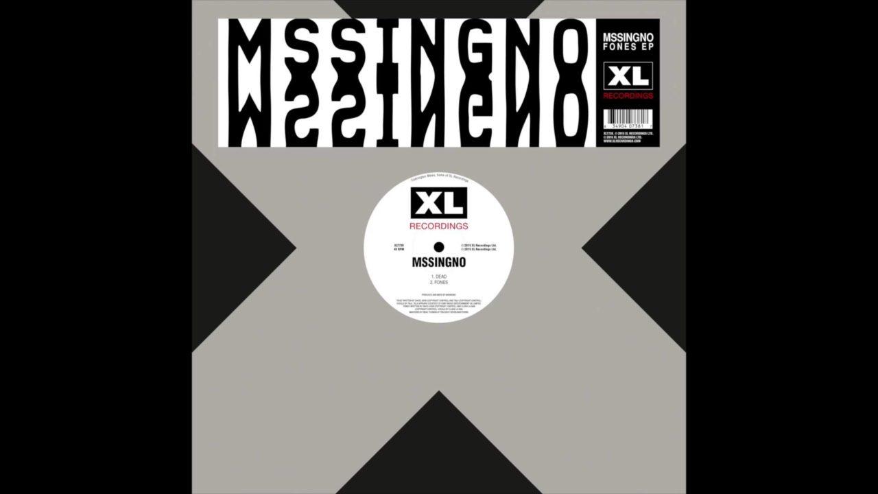 MssingNo — Fones