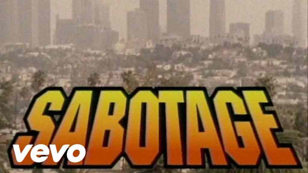 Beastie Boys – Sabotage