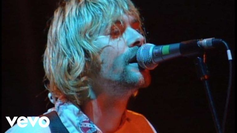 Nirvana – School (Live At Reading 1992)