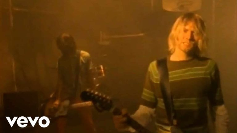 Nirvana – Smells Like Teen Spirit