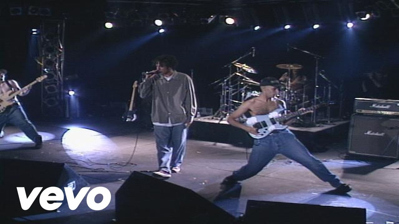 Rage Against The Machine – Bombtrack