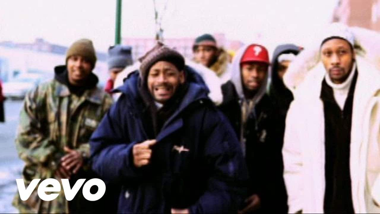 Wu-Tang Clan – I Can't Go to Sleep