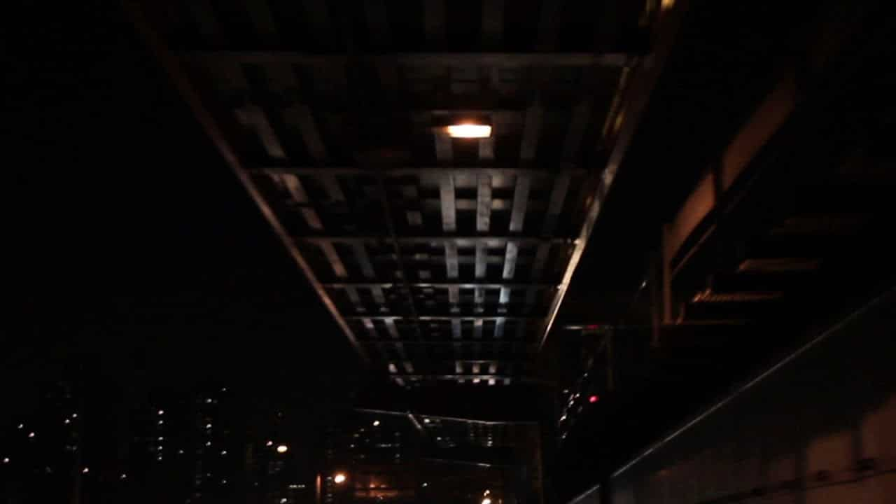 Gil Scott-Heron – New York Is Killing Me (Chris Cunningham Visual Remix)