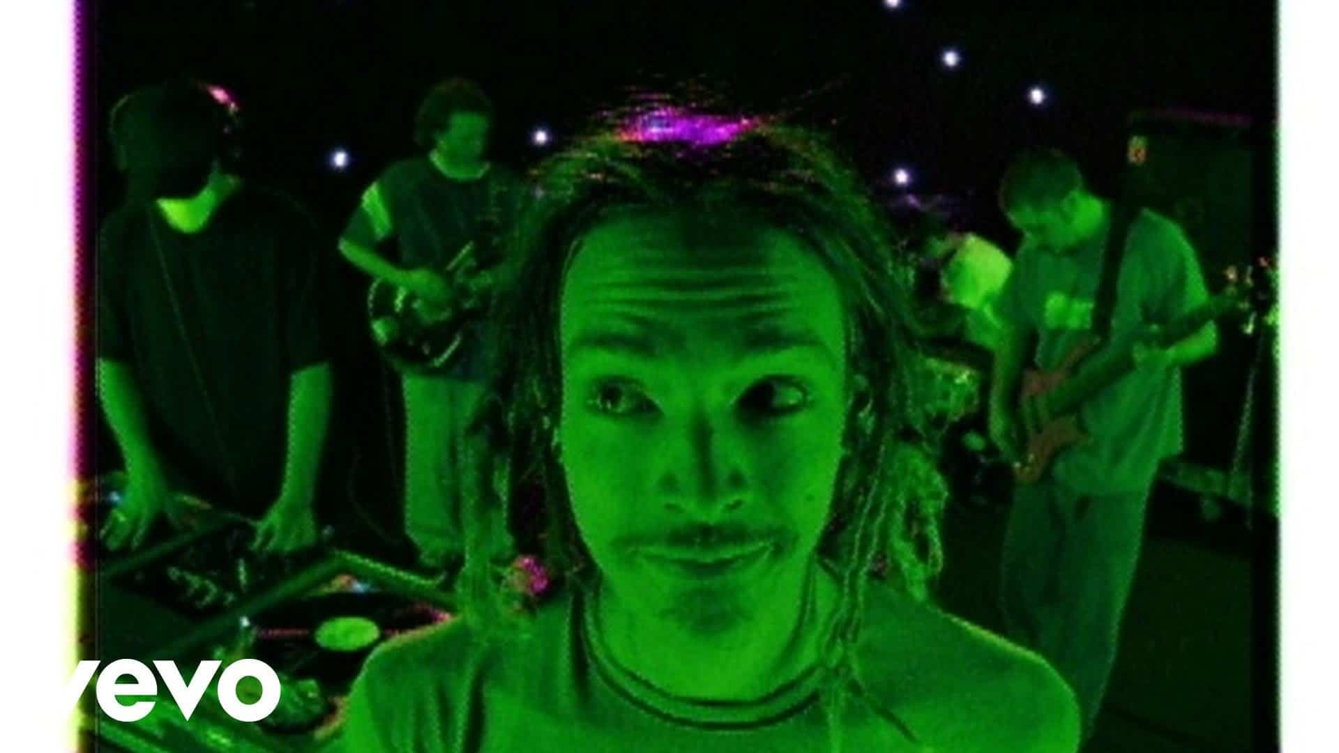 Incubus – A Certain Shade Of Green