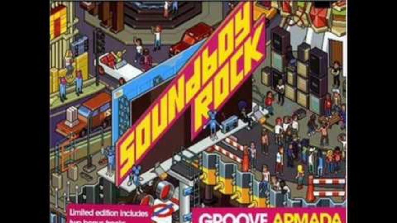 Groove Armada – Paris
