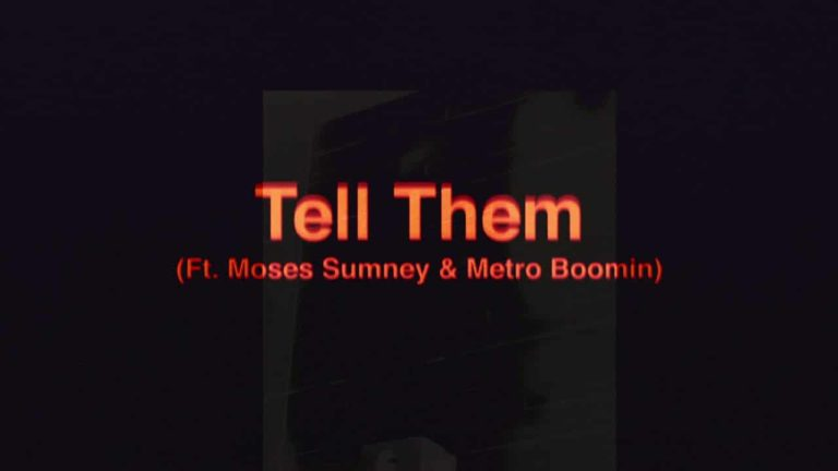 James Blake – Tell Them