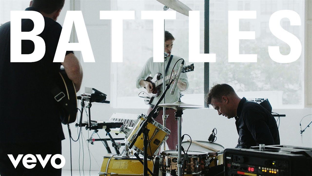 Battles – The Yabba (NYC Live Session)