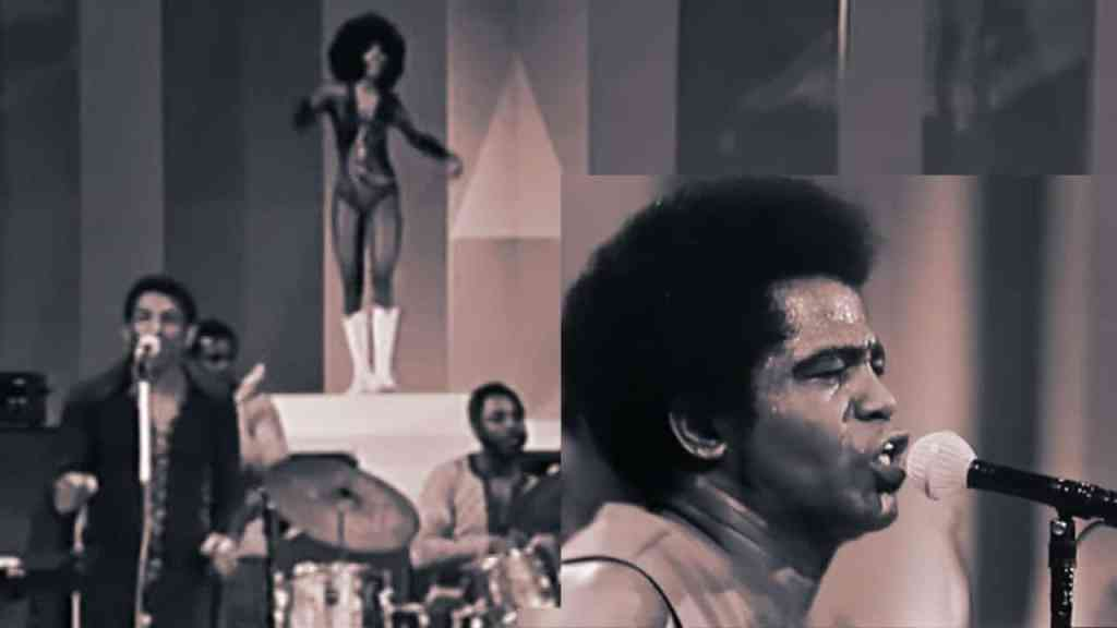 James Brown – Get Up (I Feel Like Being a) Sex Machine