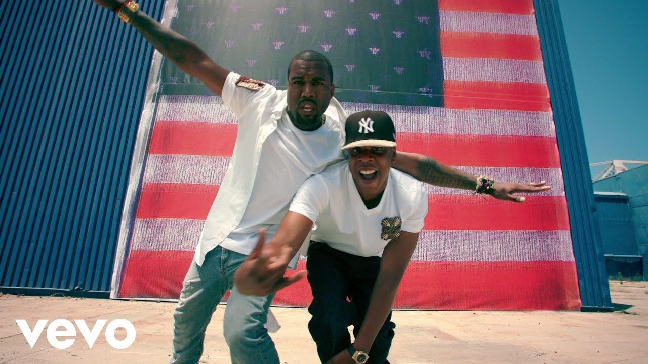 JAY-Z, Kanye West – Otis ft. Otis Redding