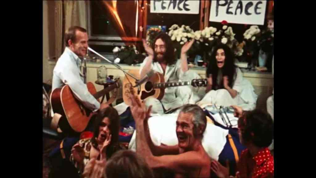 John Lennon & The Plastic Ono Band – Give Peace a Chance