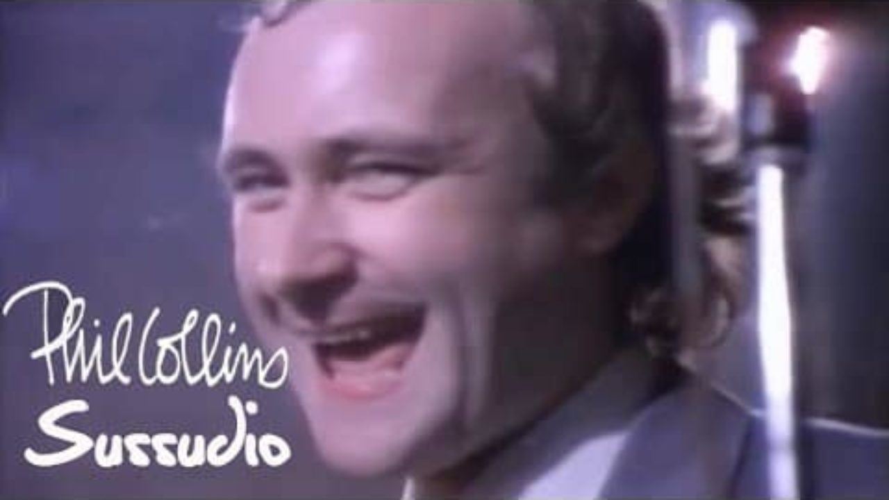 Phil Collins – Sussudio