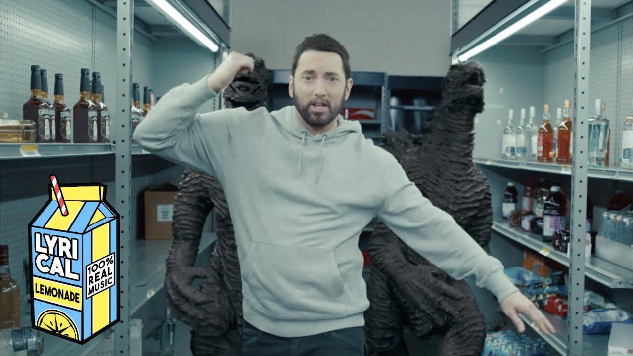 Eminem – Godzilla
