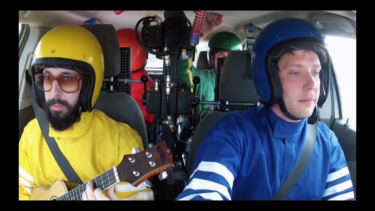 OK Go – Needing/Getting