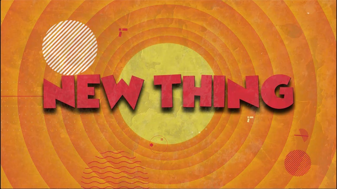 The Wiz – New Thing