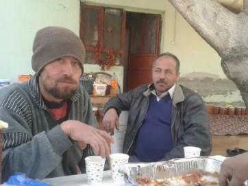 Orhan Acer ve TC Bekir Acer ile birlikte.