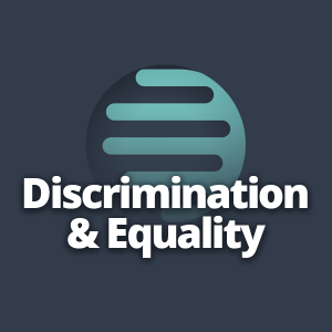 Discrimination and Equality