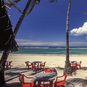Photo: A beach in Dar es Salaam.