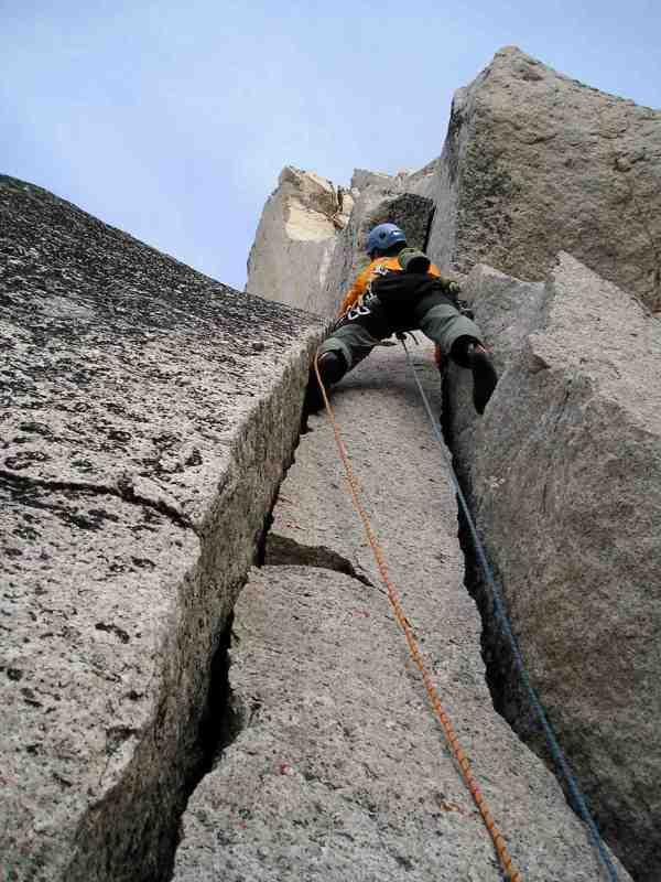 Bugaboo Climbing Guide Altus Mountain Guides