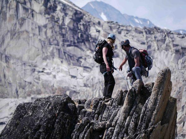 Bugaboo Climbing Altus Mountain Guides