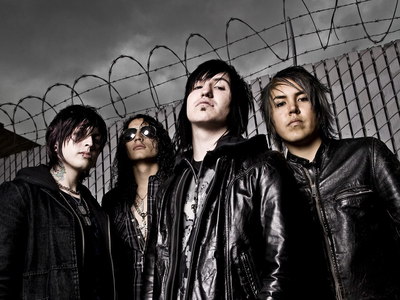 Falling In Reverse Wallpaper Altwall Скачать Escape The Fate Wallpaper обои рабочего