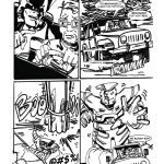 Exposition - A Superhero Comic Book