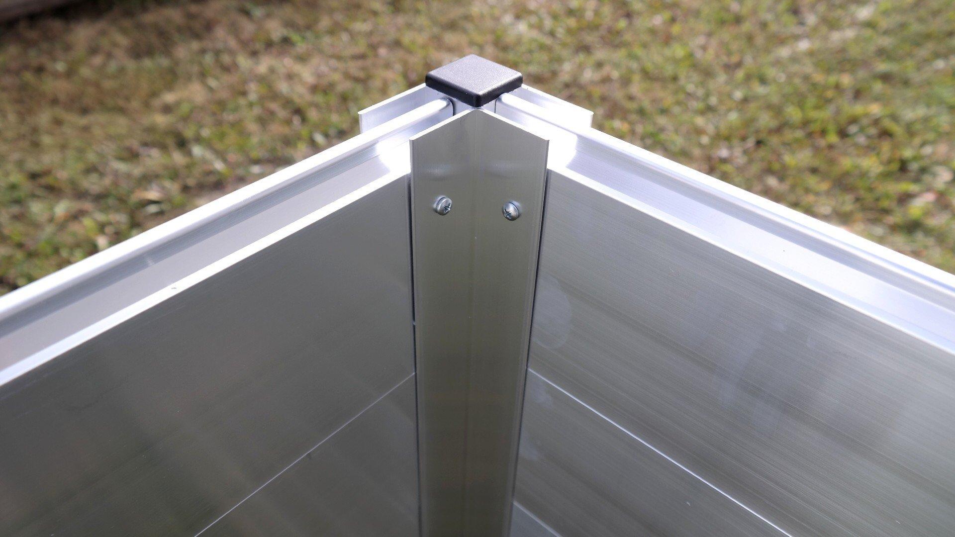 household electric appliances Aluminium Zaun