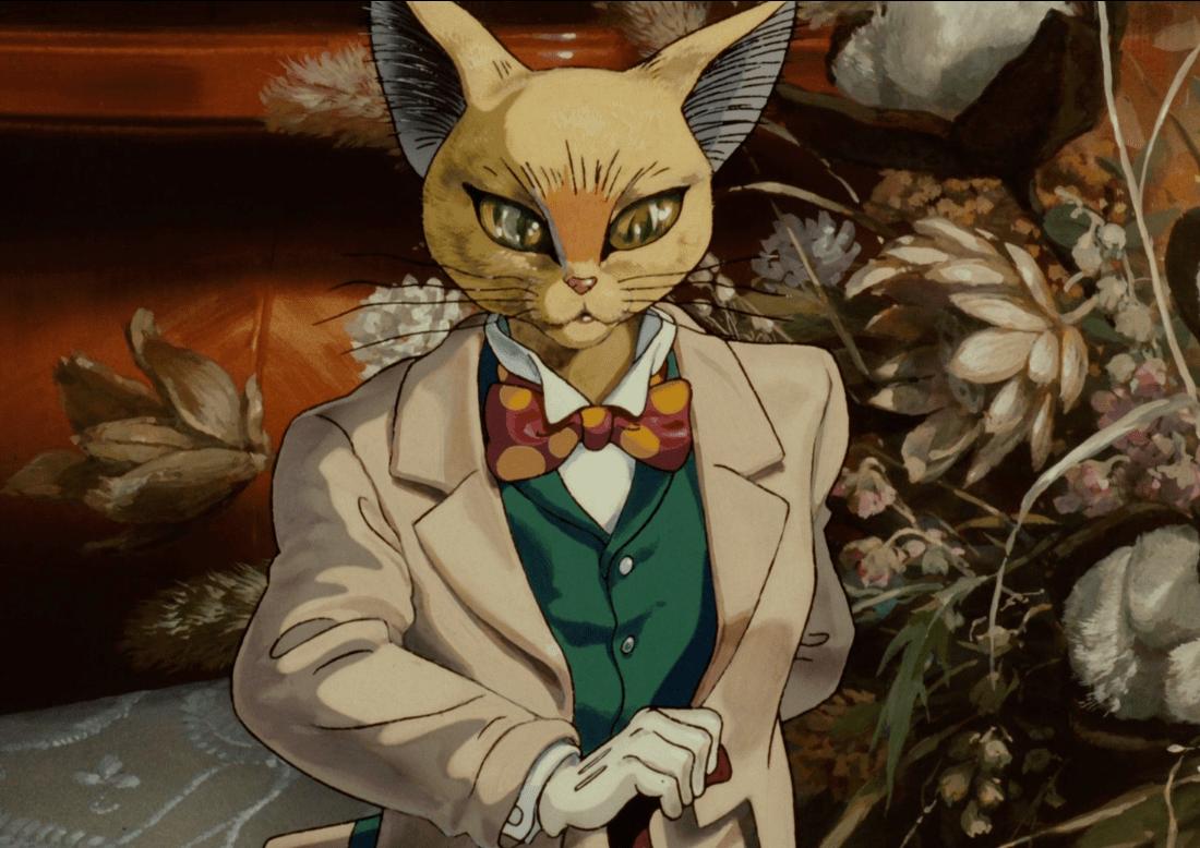 Gunslinger Girl 2 Desktop Wallpaper Review 猫の恩返し Neko No Ongaeshi The Cat Returns Otherwhere