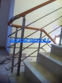 aluminio imitación inox
