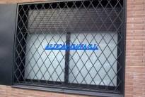 rejas de hierro para ventanas